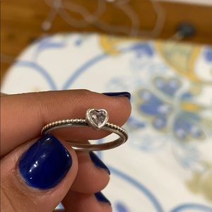 Pandora one love ring